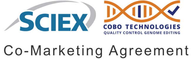 CRISPR Researchers to Benefit from COBO Technologies and SCIEX Partnership